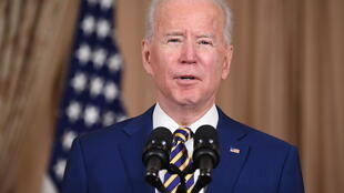 US President Joe Biden addresses foreign policy in a speech at the State Department that had little mention of Iran or Israel