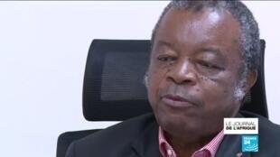 2020-03-26 21:48 Coronavirus en RDC : Le Dr Muyembe demande de respecter les gestes barrières