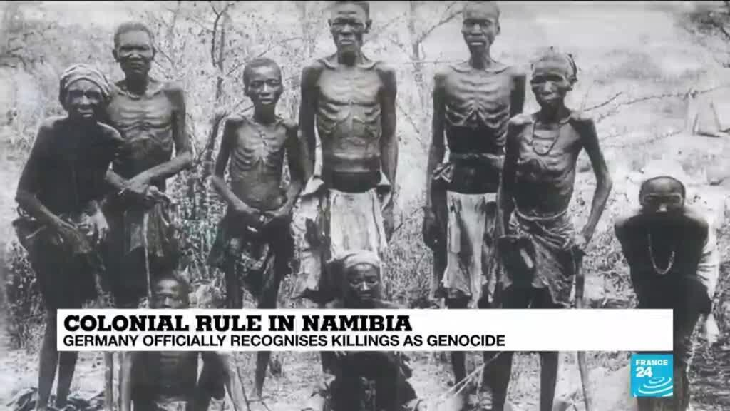 2021-05-28 11:08 Germany apologises for colonial-era genocide in Namibia