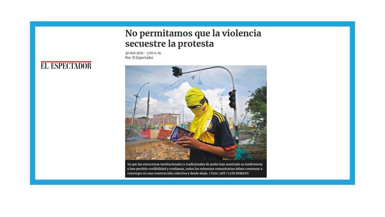 Inquiétudes face aux violences en Colombie
