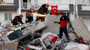 TURKEY-QUAKE