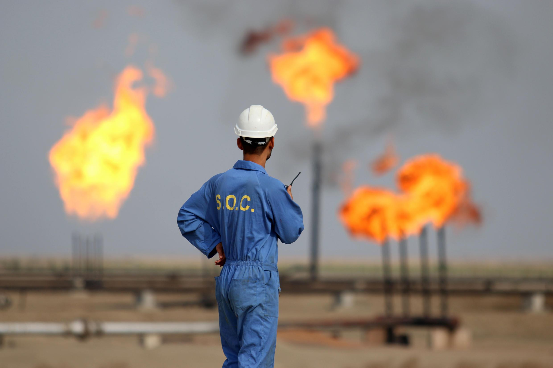 Los precios del petróleo se disparan este jueves.