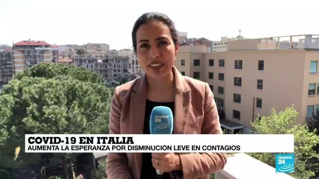 La vuelta al mundo de France 24 Italia estudia cómo levantar las medidas