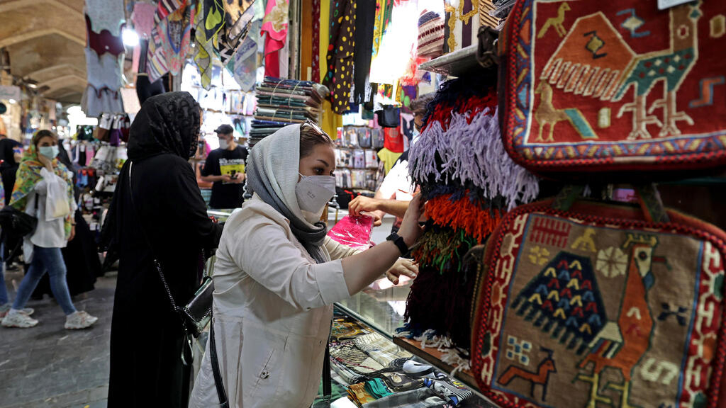 It's the economy, stupid, says Iran's shrinking middle class ahead of vote