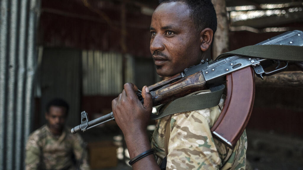 Ethiopia says its military now controls Tigray capital