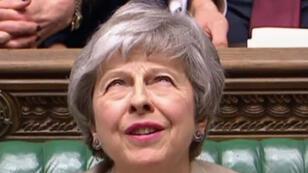 Theresa May a essuyé un nouveau revers au Parlement britannique.