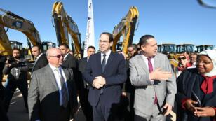 Le Premier ministre tunisien, Youssef Chahed, attend les 29 et 30 novembre à Tunis
