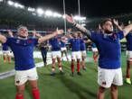 Mondial de rugby: les Bleus arrachent un succès crucial face à l'Argentine