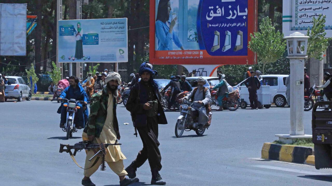 The Taliban 2.0? Militants seek image revamp in a bid for legitimacy