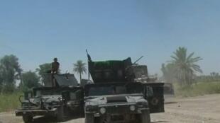 دبابات الجيش العراقي