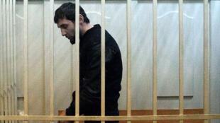 Zaour Dadaïev a avoué, dimanche 8 mars, avoir pris part au meurtre de l'opposant russe Boris Nemtsov