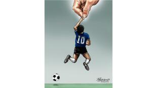 20201127-CartooningForPeace-Maradona