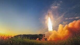 تجارب صاروخية كورية شمالية
