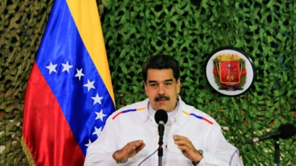 US plans new Russia sanctions over support for Venezuela's Maduro