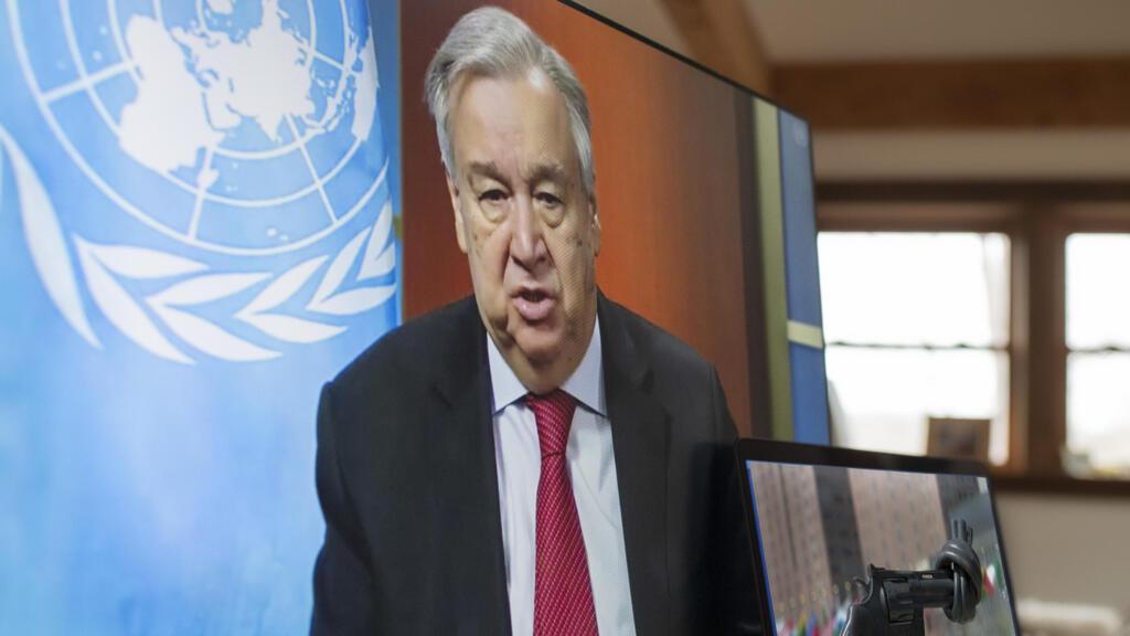 """الأمين العام للأمم المتحدة يندد بـ""""تدخل خارجي غير مسبوق"""" في ليبيا مع حشد قوات عسكرية وتسليم معدات"""
