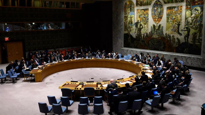 اجتماع لمجلس الأمن  الدولي في نيويورك في 26 شباط/فبراير 2019