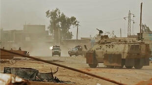 Les combats se poursuivent aux alentours de Tripoli.
