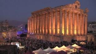 مهرجانات بعلبك في لبنان