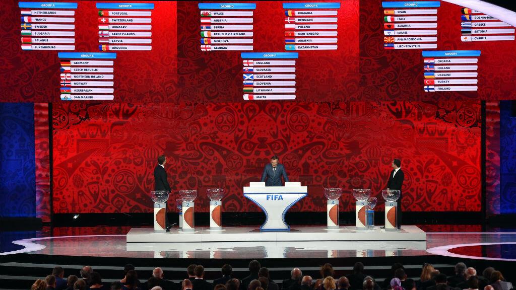El 1 de diciembre se celebrará el sorteo del Mundial de la FIFA Rusia 2018. Allí se conocerán cómo quedan conformados los ocho grupos de la primera fase del torneo (Imagen de archivo - julio de 2015).