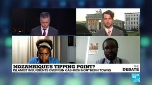 2021-03-31 19:11 Mozambique's tipping point? Islamist insurgents overrun gas-rich northern towns