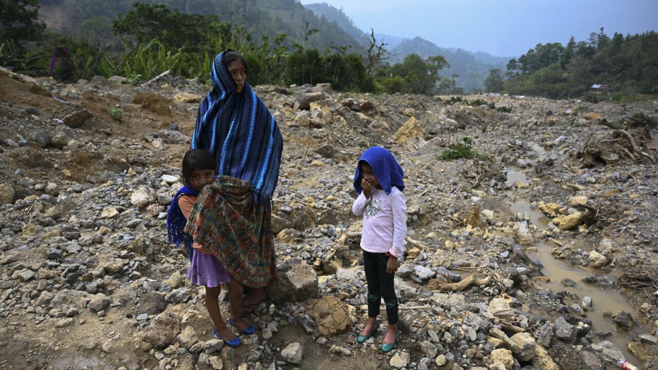Triángulo Norte de Centroamérica, donde los pobres son más pobres - France 24