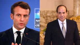 Macron-Sisi-composite