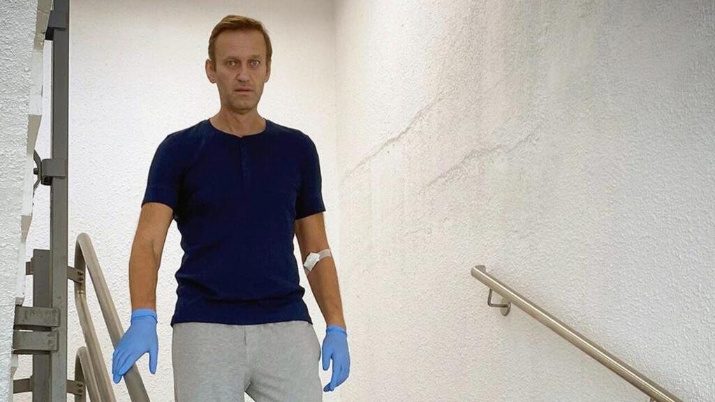 L'opposant russe Alexeï Navalny a quitté l'hôpital