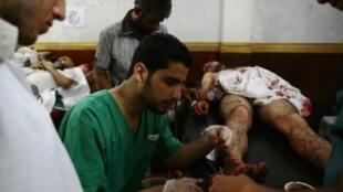 سجلت منظمة الصحة العالمية 135 هجوما العام الماضي في سوريا ضد مرافق طبية