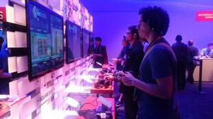 Une partie du jeu testé par ces joueurs a peut-être été réalisée en Chine ou en Inde.