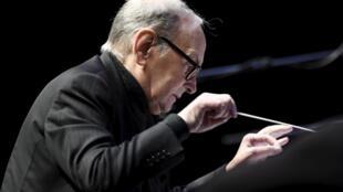 Ennio Morricone escribió la música de unas 500 películas en una carrera que abarcó casi 60 años.