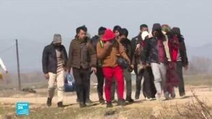 2020-03-04 09:09 المهاجرون..ضحايا النزاع السياسي بين تركيا والاتحاد الأوروبي