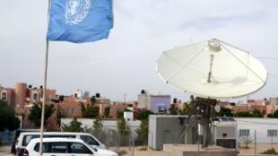 مقر الأمم المتحدة في العيون في الصحراء الغربية