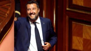 Matteo Salvini quiere acelerar los tiempos y que se fije un calendario para atajar la crisis en Italia.