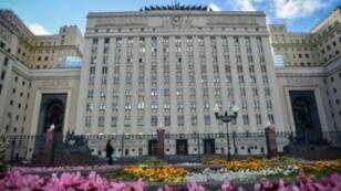 مقر وزارة الدفاع الروسية في 18 أيلول/سبتمبر 2018 في موسكو