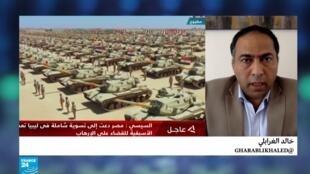 هل نحن على طريق المواجهة العسكرية بين مصر وتركيا في ليبيا؟