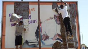 Adama Barrow a remporté la présidentielle en devançant de 19 000 voix le président sortant Yahya Jammeh, le 1er décembre.