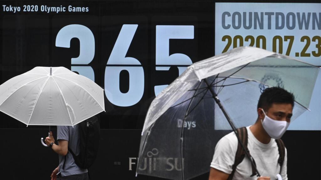Jeux olympiques de Tokyo : avec le Covid-19, le coeur n'y est plus