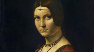 La Belle Ferronière, de Léonard de Vinci.