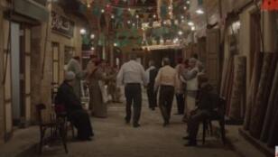 """لقطة من المسلسل """"حارة اليهود"""" الذي أثار جدلا في مصر قبل مدة"""