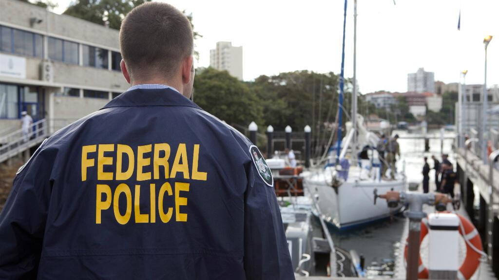 STR / Australian Federal Police / AFP