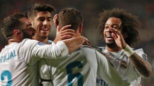 Le Real Madrid n'a fait qu'une bouchée de l'APOEL Nicosie.