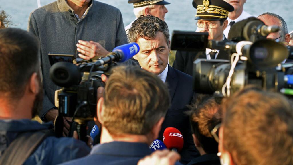 """فرنسا تطالب بإبرام """"معاهدة حول قضايا الهجرة"""" بين الاتحاد الأوروبي وبريطانيا thumbnail"""