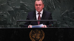 BELARUS MINISTER FOR FOREIGN AFFAIRS