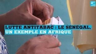 De nouveaux paquets de cigarettes sont en vente au Sénégal