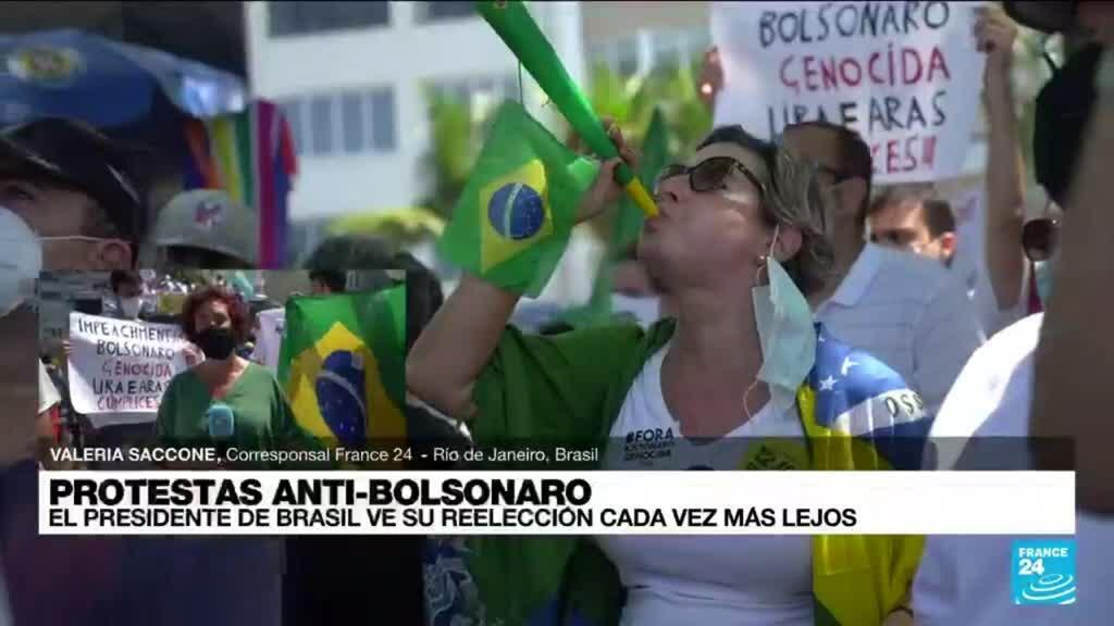 2021-09-12 19:13 Informe desde Río: movimientos de centro y derecha en Brasil piden que Bolsonaro salga del poder