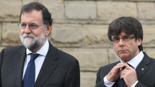 Carles Puigdemont a été destitué par Mariano Rajoy à la suite du référendum du 1er octobre et de la proclamation unilatérale de la République catalane.