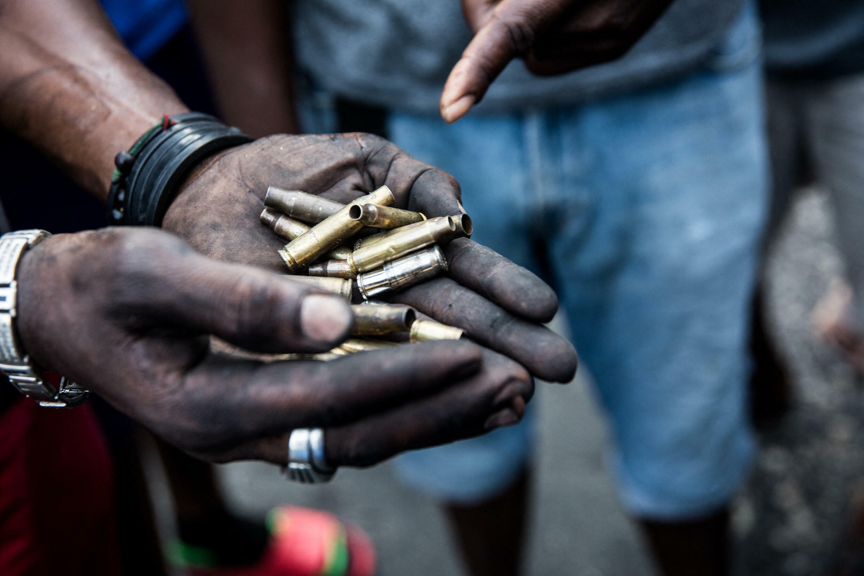 Haiti gangs