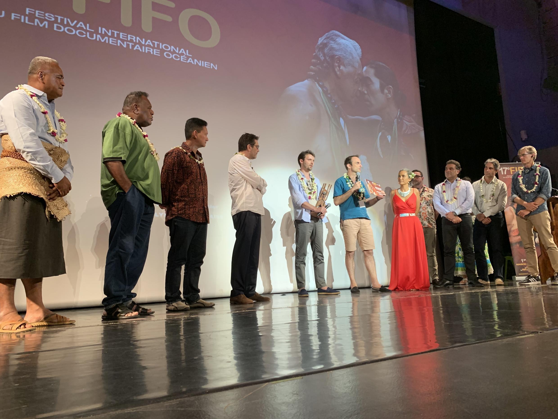 Photo Marie Schuster FIFO Papeete 2020