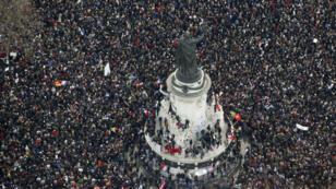 Une vingtaine de médias vont utiliser un nouveau dispositif pour tenter d'avoir un décompte précis du nombre de manifestants.