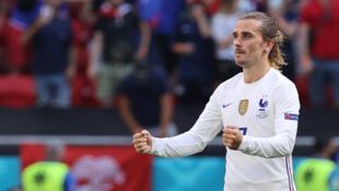 football-euro-france-hongrie-antoine-griezmann